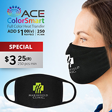 FM020 3-PLY PROTECTIVE COTTON MASK