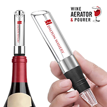 WS800 WINE AERATOR AND POURER